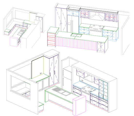 3d-drawings